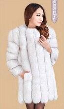 FREE SHIPPING 2015 Autumn Winter coat warm New FAUX Fur coat outerwear womens fashion fur coat plus size S-4XL10 COLOURS