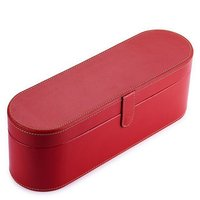 Portable Storage Case Organizer Sensico Magnetic PU Leather Flip Hard Box Travel Case for Dyson Supersonic dropshipping