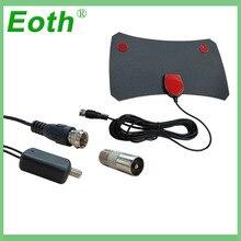 tv antenna antena Indoor digital outdoor hdtv hqclear receptor  exterior booster amplifier dvb-t2 dtv dvb t2 tv-4k signal para