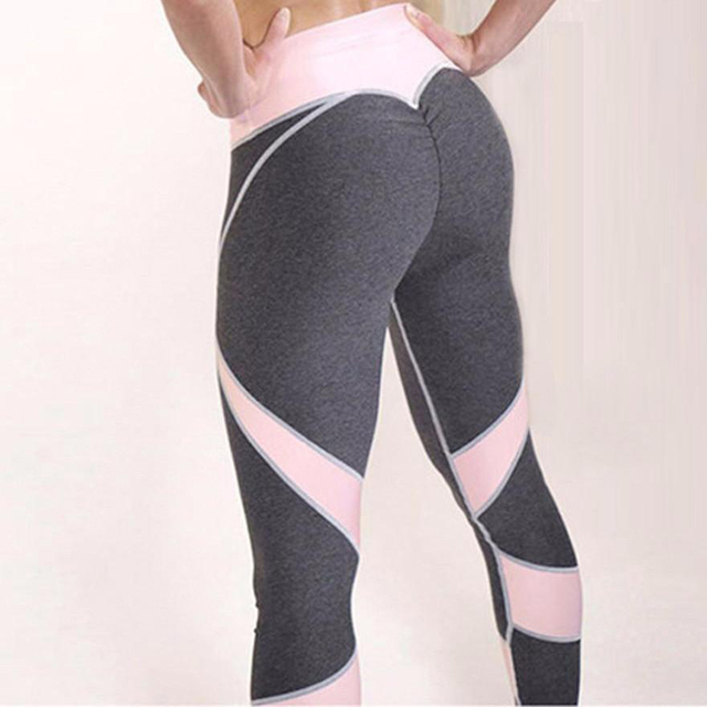 Yoga Leggings Sexy Hip Women Pants Athleisure Legging Running Sport Leggins  Jeggings Yoga Dance Legins bf15c963610