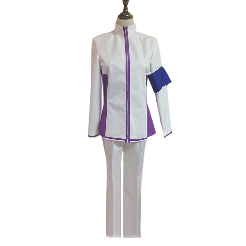 Fate/Grand Order Arjuna uniform Cosplay Costume Dress Custom