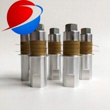 30 кГц ультразвуковой швейный и сварочный ультразвуковой преобразователь для ультразвуковой пластиковой сварки