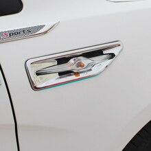 2 шт. в комплекте боковой светильник, декоративная накладка, хромированная накладка, АБС-пластик, автомобильные аксессуары для KIA RIO K2 2011 2012 2013, автомобильный Стайлинг
