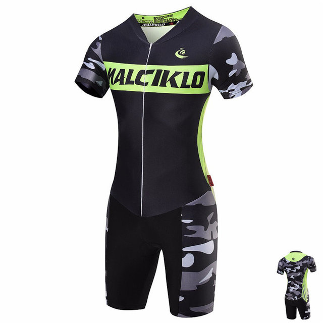 3477d445715 Malicklo Triathlon Suit Men Sport Set Summer Cycling Jersey Pro Team 2019  Ropa Ciclismo Maillot Boys Cycling Skinsuit