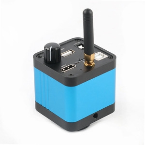 Image 3 - 100X ซูม HDMI USB WIFI 36MP HD กล้องจุลทรรศน์วิดีโอดิจิตอลกล้องชุดสำหรับ PCB อุตสาหกรรมซ่อมบัดกรี Lab ตรวจสอบ