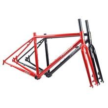 Цунами MBT/дороге прямо/изгиб дороги 28 дюйма велосипед 700C 4130/520 туристических раме велосипеда механические дисковые тормоза 43/47/50