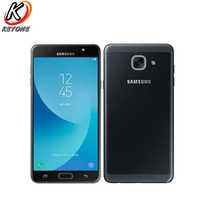 "New Original Samsung Galaxy J7 Max G615F-DS LTE Mobile Phone 5.7"" 4GB RAM 32GB ROM 13.0MP 3300mAh Android Smart Phone"