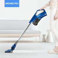 MEWEPRO Handheld Vacuum Cleaner Cordless Aspirator For Home Stofzuiger Witch Charging Dock EV 675
