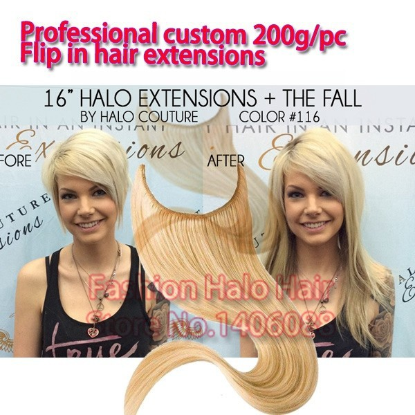16 Halo Hair Extensions Gallery Extension Highlights Online Shop Professional Custom 200gpc Brazilian Thickness