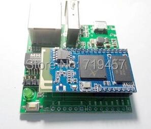 FREE SHIPPING Easylink M-mini AR9331 Module Development Board Linux OpenWrt USB