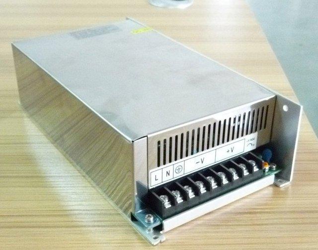 12V/600W switch mode power supply,AC90-265V input;