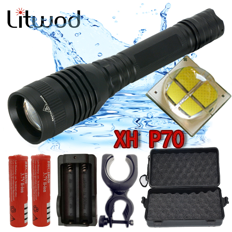 Litwod Z20 P73 Original CREE XHP70 chip 42920lm convoy len lamp powerful Tactical LED flashlight XHP50 flash light zoom LanternLitwod Z20 P73 Original CREE XHP70 chip 42920lm convoy len lamp powerful Tactical LED flashlight XHP50 flash light zoom Lantern