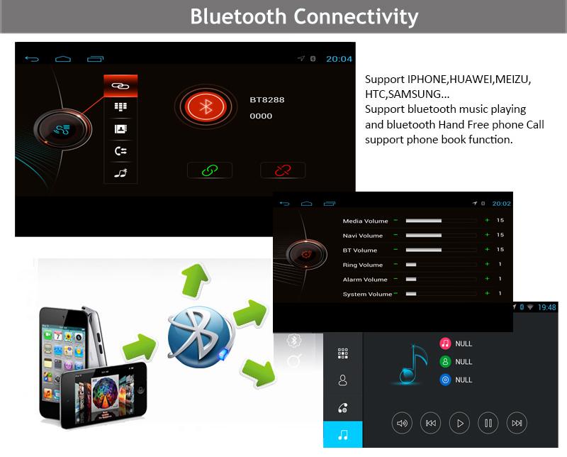 android car dvd 2 din wifi android double din BMW E39 E53 E90 X5 E46 E38 (3)
