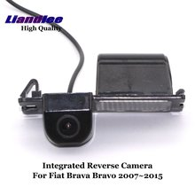 Liandlee For Fiat Brava Bravo 2007~2015 Car Rear View Backup Parking Camera Rearview Reverse / SONY CCD HD Integrated