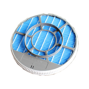 Image 1 - Cadre de boîtier de filtre en plastique pour purificateur dair pointu, KC D50, KC E50, KC F50, KC D70, KC E70, KC F70, KC A50E, KC A40, KC F40, KC D40