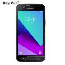 9 H Temperli Cam Samsung Galaxy Xcover 4 için G390F Ekran Koruyucu Samsung Xcover 3 için G388F Koruyucu Cam X Kapak 3 4