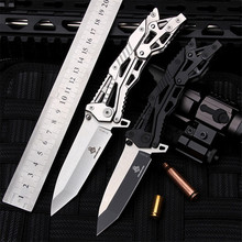 2017 New Hot Sale Promotion Knives Fawn Self-defense Mini Pocket High Hardness Knife with Wild Fruit Folding Outdoor