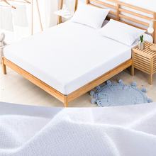 Terry Waterproof Mattress Cover Anti Mites Bed Sheet Waterproof Mattress bed protection pad Mattress Topper cotton namatrasnik
