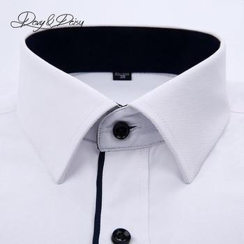 Hot Sale High Quality Men Shirt Long Sleeve  4