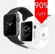 Bluetooth Smart Watch Smartwatch MTK 6260A CPU Freisprech Digitalen-uhr Sport Armband Armband für Android-Handy iPhone Samsung