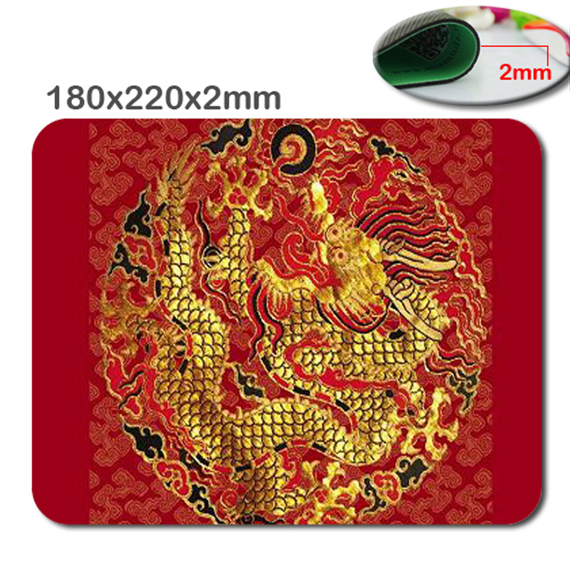 Custom New Arrival Top Selling Print 18*22cm Beautiful Patter Rubber Mouse Pad Computer Gaming Mouse Pad Gamer Play Mats