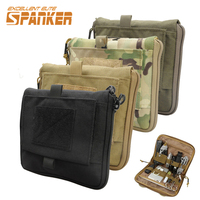1000D Nylon Molle Utility Tactical Magazine Pouch Medical Bag Waterproof Quick Dry Military Army Laptop First