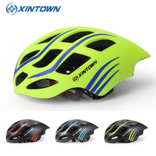 XINTOWN Cycling Helmet MTB Bike Ultralight Helmet Intergrally-molded Mountain Road Bicycle Helmet Safe Men Women 56-62cm