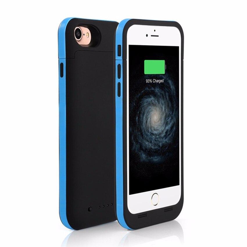 bilder für AEKUY, energienbank für iphone7 4,7 zoll 4500 mah ladegerät fall für Iphone 7 Batterie fall für iphone 7 energienbank fällen