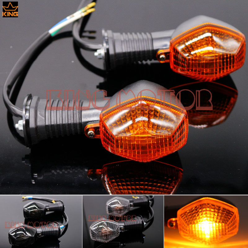 For SUZUKI DL650 DL1000 V-Strom Motorcycle Accessories Turn Signal Indicator Light Amber 12v 3 pins adjustable frequency led flasher relay motorcycle turn signal indicator motorbike fix blinker indicator p34