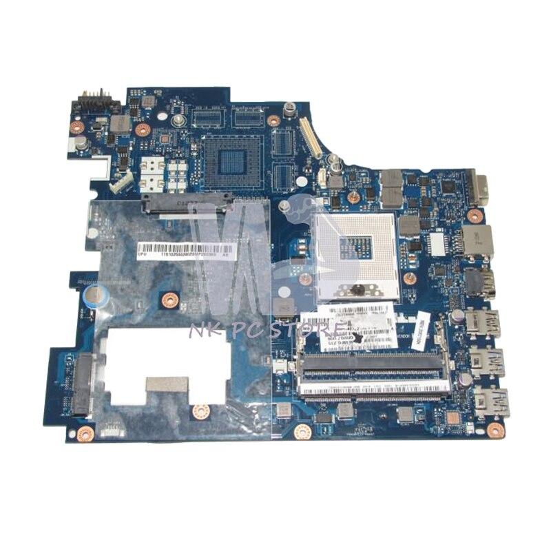NOKOTION QIWG7 LA-7983P MAIN BOARD For Lenovo G780 Laptop Motherboard HM76 GMA HD DDR3 100% Tested la 7982p laptop motherboard for lenovo g580 p580 p585l main board hm76 gma hd ddr3