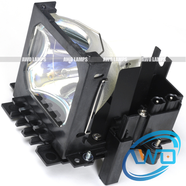 RLC-006 compatible lamp with housing for VIEWSONIC PJ1172