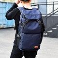 2017 Новый Известная Марка Винтаж рюкзак Большой Емкости Мужчины Мужчины Багажа сумки Холст Дорожные Сумки Высокое Качество Путешествовать Сумка