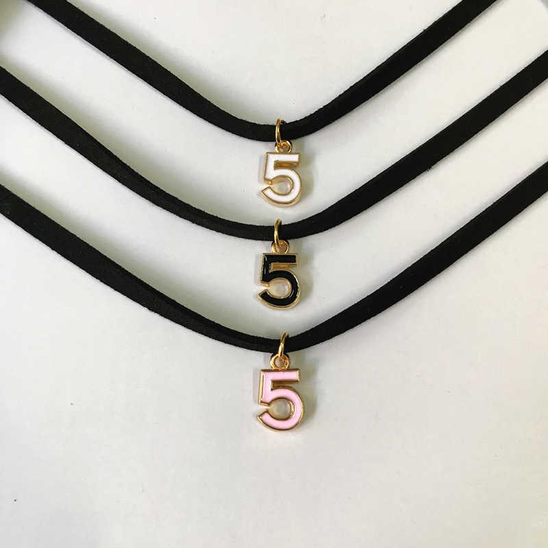 レディース手作り平和愛ロックペンダントサフィックス半袖ネックレスゴシックシリーズクロス時計キー黒ベルベットの襟のネックレス