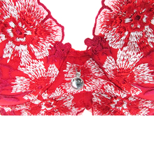 Luxury New Deep V New ECMLN brand sexy big size push up women's Bra Brief Sets French Romantic Intimate Underwear Panty Set