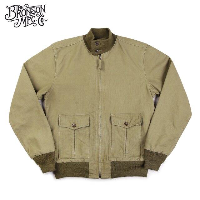 Bronson Replication 2018 New USN 37J1 Fligh Jacket Mens Military Jackets  Spring Autumn Outwear Vintage Navy Bomber Polit Coat c548a2fb456