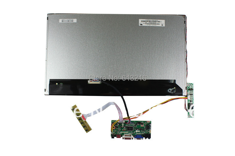 все цены на  HDMI+DVI+VGA+Audio driver   board  +M215HGE-L10+LVDS cable+Inverter with cable   +OSD keypad   with cable  онлайн