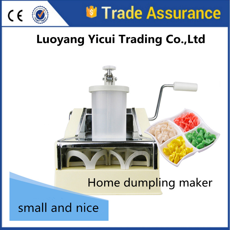 Eco-friendly and healthy designed hand-made dumpling machine фен elchim 3900 healthy ionic red 03073 07