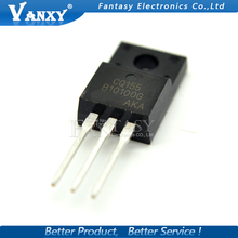 10PCS MBRF10100 MBRF10200 MBRF20100 MBRF20200 LM317T IRF3205 Transistor TO-220F TO220F MBRF10100CT MBRF10200CT MBRF20100CT TO220