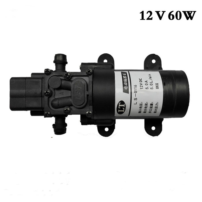 Aliexpress buy free shipping 12 volt 60 watt dc automatic aliexpress buy free shipping 12 volt 60 watt dc automatic switching diaphragm pump priming diaphragm pump high pressure 5l min from reliable pump ccuart Gallery