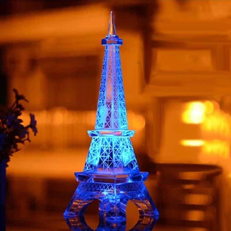 Noël cristal Eiffel Paris tour Eiffel idées cadeaux d'anniversaire pour envoyer sa copine copines miel