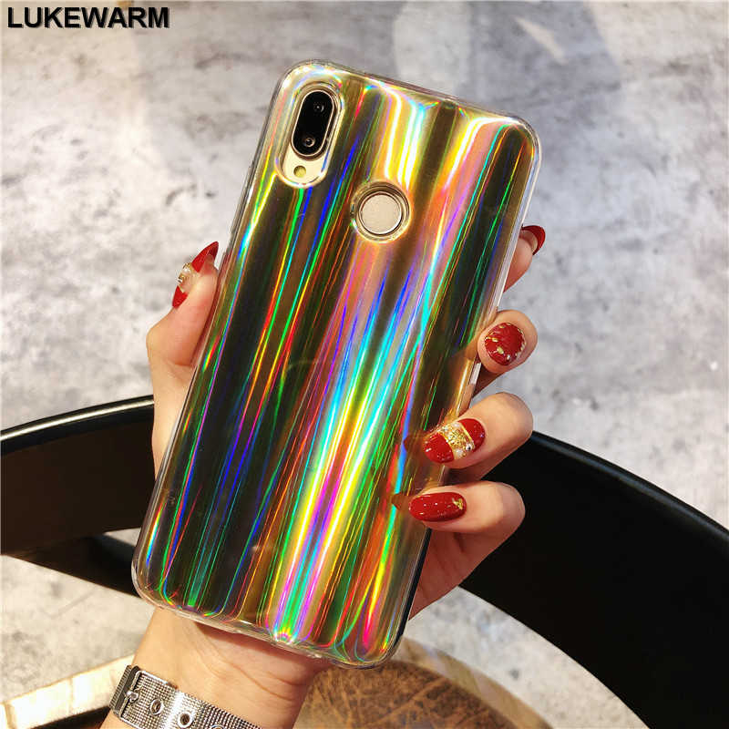 Silicone Soft TPU Phone Case For Huawei P Smart Nova 3 Mate 20 10 P20 P10 Lite Pro P8 P9 Mini Y5 Y9 Y6 2018 On Honor 7a 7c 8 9