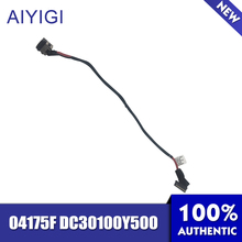 AIYIGI Laptop LCD Power Head For DELL Dell Alienware 13 R3 R4 04175F DC30100Y500 Transmission Power