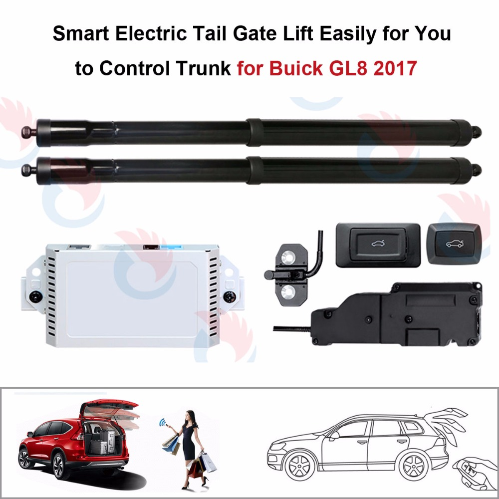 Electric Tail Gate Lift For Buick GL8 2017 Control By Remote