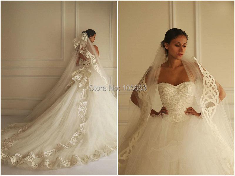Aliexpress.com : Buy Ball Gown Long Wedding Dress