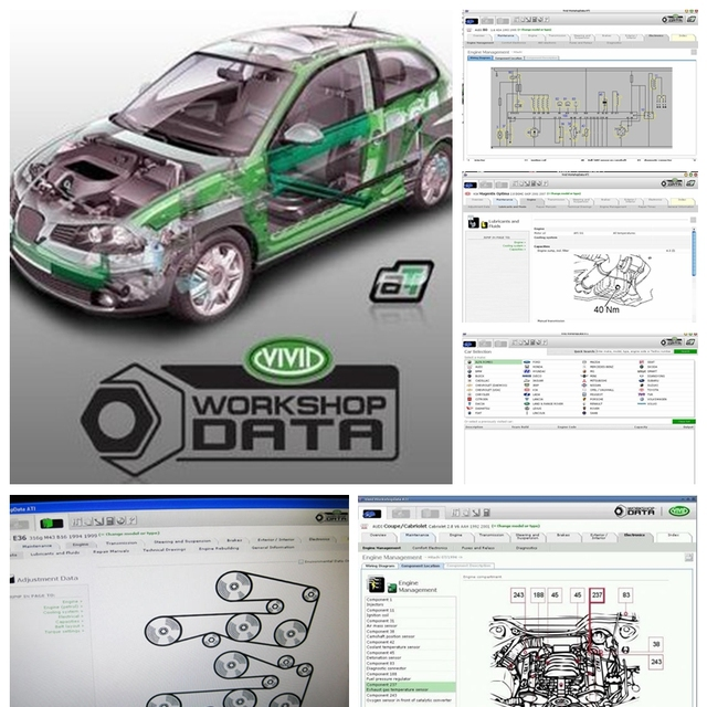 2019 software vivid workshop 10 20 maintenance,car wire diagram, car  service 10 2 data to 12v automotive repair software-in software from  automobiles