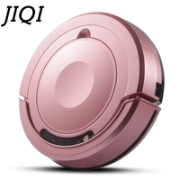 JIQI Robot Vacuum Cleaner Intelligent Wireless Sweeping Automatic Suction Dry Wet Mop Sweeper Dust Catcher Collector Aspirator