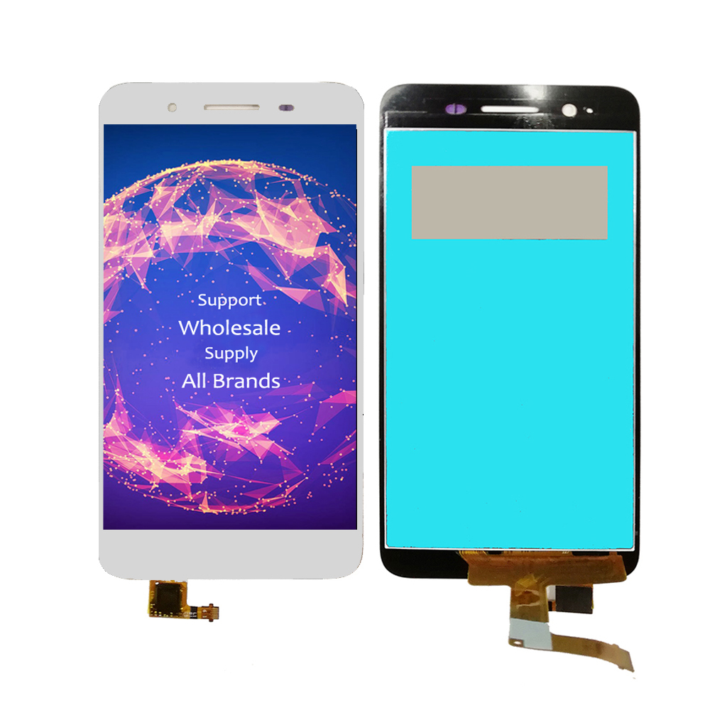 "Image 3 - 5.0"" LCD With Frame For Huawei enjoy 5S GR3 TAG L21 TAG L22 L23 L01 L03 L13 LCD Display Screen Touch Sensor Digitizer AssemblyMobile Phone LCD Screens   -"