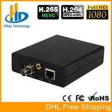 H265 URay Codificador UDP RTMP RTSP H264 SD HD 3G SDI Para H.265 Encoder IP H.264 De Codificação Para IPTV Solutionn E Streaming De Vídeo Ao Vivo