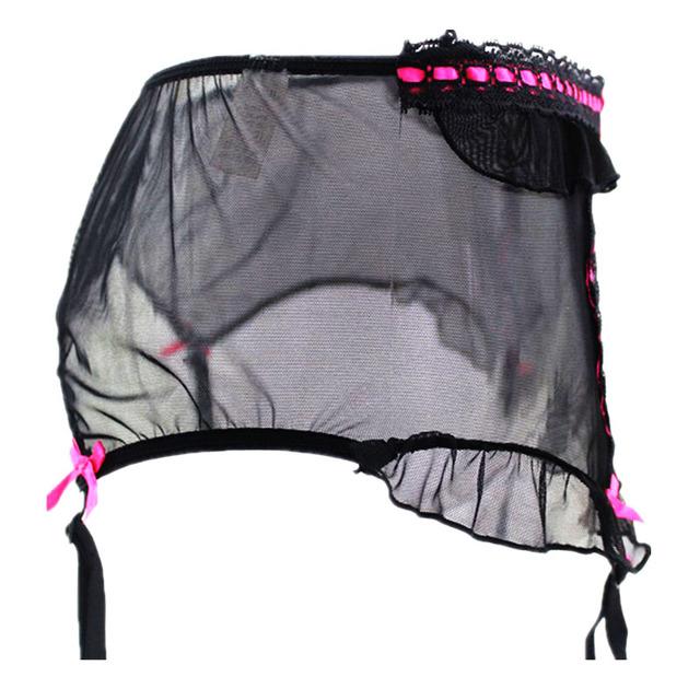 Gauze Women/female/girl/lady Garter Belt