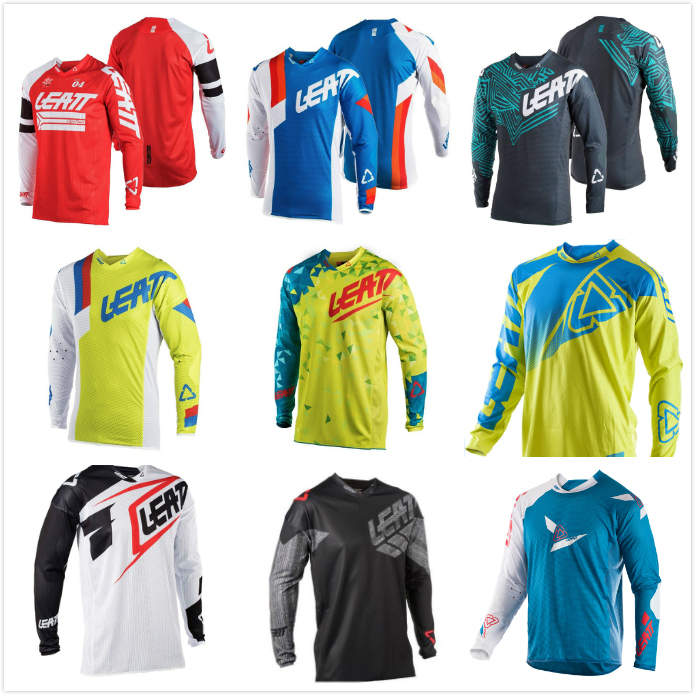 Jersey Motorcycle Long-Sleeve Riding-Downhill Summer Cross-Country MX ATV DH MTB Take